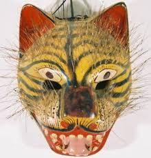 Jaguar Mask, Mexico