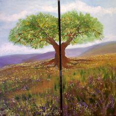 THE TREE (diptyic)