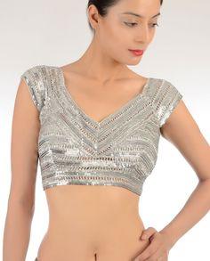 Divya Kanakia's Sexy Bollywood Blouses