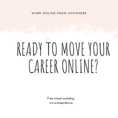 Free virtual workshop for anyone interested in learning more about working online from home Web Class, Canada Ontario, Multiple Streams Of Income, Working People, Early Retirement, Be Your Own Boss, Online Earning, Home Based Business, Work From Home Jobs