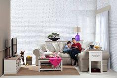 Hayatınızı kutlayın! Coastal Homes'tan birbirinden konforlu ve kullanışlı kanepeler, tekli koltuklar ve puflar addresistanbul'da!