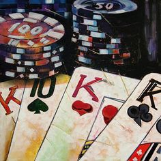 Max 'poker' canvas art in 2019 paintings покер, азартные игр Gambling Games, Gambling Quotes, Casino Games, Casino Theme Parties, Party Themes, Casino Party, Gambling Machines, Card Tattoo, Poker Online