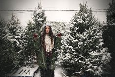 December Do: Go To A Christmas Tree Farm | Free People Blog #freepeople