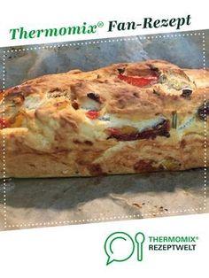 Mediteranes Grillbrot (WW) von Ann-Kristin88. Ein Thermomix ® Rezept aus der Kategorie Brot & Brötchen auf www.rezeptwelt.de, der Thermomix ® Community.