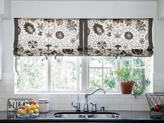 Treatment ideas window trim fancy curtains best room design white tiered curtains oscarsplace ideas for kitchen curtains cozyrobes co to choosing curtains for your Stylish Kitchen Window Treatment IdeasThese 20 Kitchen. Kitchen Window Dressing, Kitchen Window Blinds, Blinds For Windows, Kitchen Curtains, Kitchen Windows, Cafe Curtains, Bathroom Window Coverings, Kitchen Window Treatments, Window Valances