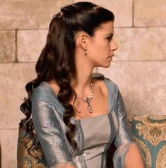 "Halime Sultan - Magnificent Century: Kösem - ""Death and Birth (Ölüm ve Dogum)"" Season 1, Episode 10"