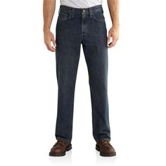 101483 Carhartt Men's Relaxed Fit Holter Jean