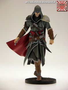 ARCADIA Shop: ASSASSIN'S CREED REVELATIONS STATUA PVC