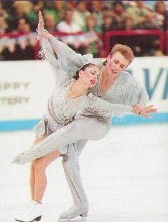 Maya Usova & Alexander Zhulin (Russia ) 1994 Lillehammer