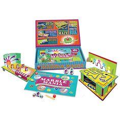 Buy Professor Murphy's Emporium of Entertainment Marble Mania Box Set Online at johnlewis.com