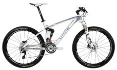 mountain bikes mtb full suspension Lynx Alu 9.5