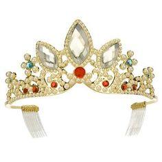 Disney Store Deluxe Tangled Rapunzel Tiara Crown. WANT!