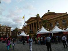 """""""Teatro Massimo"""", Palermo Sicilia"""