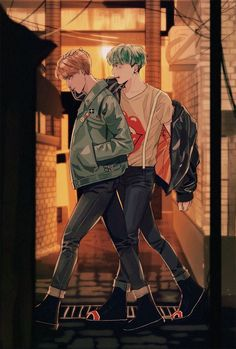 Read ♡YoonMin♡ from the story ♡BTS Fanarts 🔞♡ by (💜Suga👑) with reads. Yoonmin Fanart, Jimin Fanart, Kpop Fanart, Just Dance, Bts Anime, Bts Drawings, Bts Fans, Wattpad, Vmin