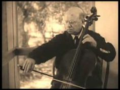 """Pablo Casals, """"Song of the Birds"""" Cello Music, 6 Music, Music Songs, Effects Of Testosterone, Frente Popular, Big Universe, Dance Videos, Classical Music, Hunting Dogs"""