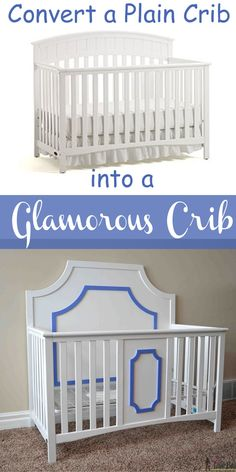 Diy Glamorous Crib