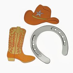 Western Cutout Assortment - OrientalTrading.com