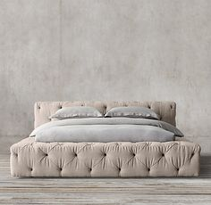 I need this bed from Restoration Hardware
