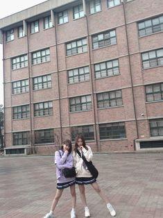 Our social Life Kpop Girl Groups, Kpop Girls, Kpop Girl Bands, Sakura Miyawaki, Japanese Girl Group, Kim Min, Pledis Entertainment, 3 In One, Wedding Beauty