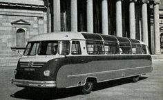 Buses KRAUSS-MAFFEI München Germany   Myn Transport Blog