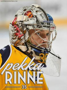 Pekka Rinne - #35 - Nashville Predators