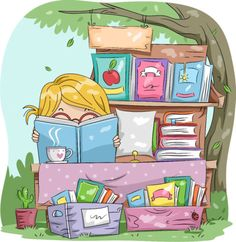 It's much easier for the young ones to read a #book with illustrations. What makes an #illustration a must-ingredient for your children's book?  #childrensbooks