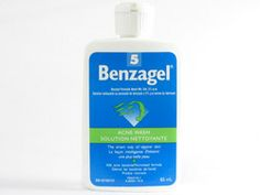 Benzagel 5 Acne Wash -- Effective treatment for uncomplicated facial acne with Benzagel. The smart way to clearer skin. Acne Facial, Best Natural Skin Care, Acne Prone Skin, Clear Skin, Good To Know, Personal Care, Ideas, Fashion, Moda
