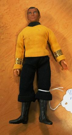 Star Trek: Original Series Captain James T. Kirk Figurine (Medium)