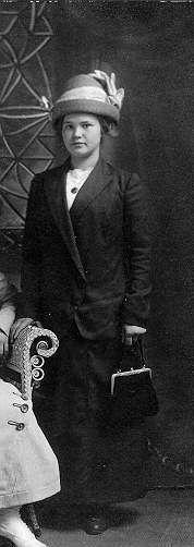 Titanic Survivor Anna Turja