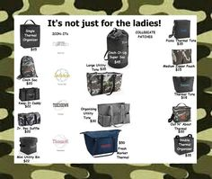 Outfit the men in your life with great organizational products from Thirty-One Thirty One 2014, Thirty One Fall, Thirty One Totes, Thirty One Party, Thirty One Gifts, 31 Gifts, Fathers Day Gifts, Organizing Utility Tote, Thirty One Business
