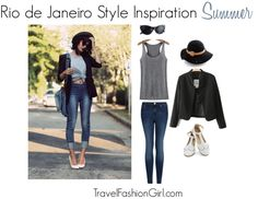 What to Wear in Rio de Janeiro Style Inspiration Summer