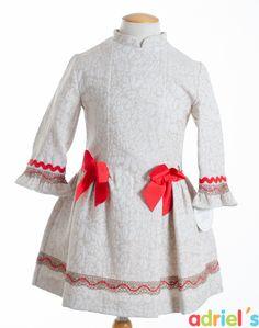 Vestido para niña de Dolce Petit.