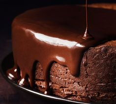 """""""The great thing about this cake? It's not fussy. You can just pour the glaze over and it sets. Done."""" —Rick Mast"""