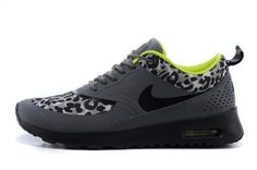 WMNS Nike Air Max Thea Preat Shoes New Deep Gray Black 01 1
