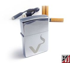 Vapor Joes - Daily Vaping Deals: 50% OFF: e-CIGGO Zippo Lighter e-cig - $10.00 - #vaping #ecig #vaporjoes