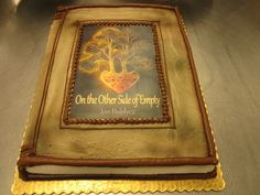 Our talented decorators create this beautiful book cake for a special occasion. Cake Making, Bakery Cakes, Custom Cakes, How To Make Cake, Cake Ideas, Cake Decorating, Special Occasion, Birthday Cake, Just For You