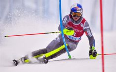 Download wallpapers Alexis Pinturault, alpine skier, Alpine Skiing, extreme, winter sport