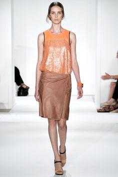 Reed Krakoff Spring 2012 Ready-to-Wear Fashion Show - Julia Frauche