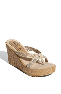 Sbicca Jewel Sandal | Nordstrom - love these shoes - worth every penny $65