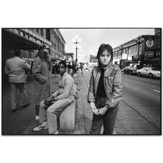 As crianças de rua de Seatle  Mary Ellen Mark