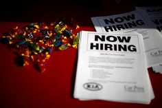 U.S. job growth seen accelerating, unemployment rate steady