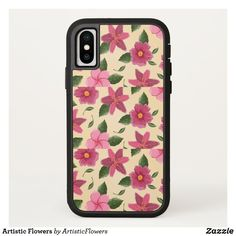 Shop Artistic Flowers Case-Mate iPhone Case created by ArtisticFlowers. Pink Summer, Summer Flowers, Flower Patterns, Flower Designs, Hot House, Different Flowers, 4th Of July Party, Farm Gardens, Gardening For Beginners