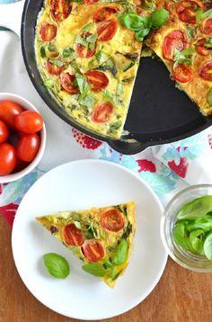 Quiche de verduras, sin gluten | #Receta de cocina | #Vegana - Vegetariana ecoagricultor.com
