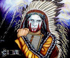 Lakota storm - henri peter