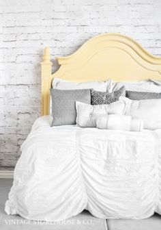 Meet Jolie – Candlelight Headboard