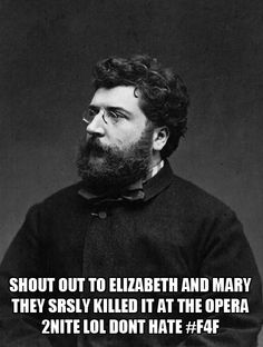Georges Bizet   10 People Using Twitter In The 19thCentury