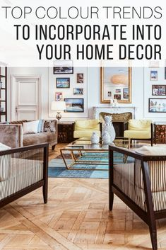 Home colour trends for interior and exterior by colour specialists on The Wardrobe Stylist to get inspired from with retailers to shop from for the ideal look. Ideas to help you set up your home colour shcemes on your walls, home decor and more #homedecor #homecolours #colourtrends