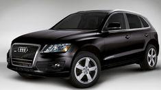 Audi q5 SUV...
