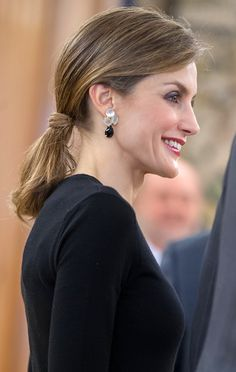 Spanish Royals Meet medical and Scientific Personalities at Zarzuela Palace