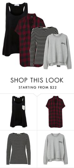 """Untitled #134"" by seraphina-black ❤ liked on Polyvore featuring Solid & Striped, Madewell, Betty Barclay and MANGO"